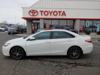 Used 2017 Toyota Camry XSE for sale in Cambridge, ON