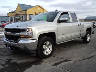 Used 2018 Chevrolet Silverado 1500 LT DoubleCab 4X4 5.3L 6ft Box BackUpCam for sale in Brantford, ON