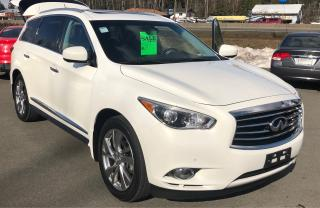 Used 2013 Infiniti JX35 for sale in Duncan, BC