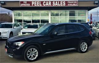 Used 2012 BMW X1 28i|PANOROOF|LEATHER| for sale in Mississauga, ON