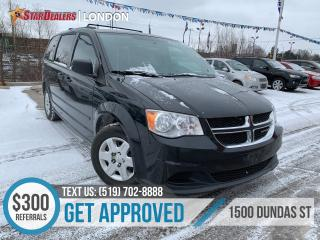 Used 2013 Dodge Grand Caravan SE | AUTO LOANS APPROVED for sale in London, ON