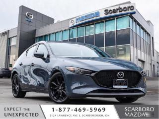 Used 2019 Mazda MAZDA3 Sport 0.99%FINANCE|CPO|GTAW|PREMIUM I-ACTIV|CLEAN CARFAX for sale in Scarborough, ON