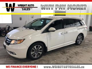 Used 2015 Honda Odyssey Touring|8 PASSENGER|LEATHER|NAV|123,293 KM for sale in Cambridge, ON