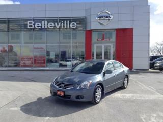 Used 2010 Nissan Altima 2.5 S luxury low low kms for sale in Belleville, ON