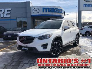 Used 2016 Mazda CX-5 GT-AWD/LEATHER, NAV/BOSE/MOON ROOF/LED LIGHTS for sale in Toronto, ON