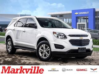 Used 2017 Chevrolet Equinox NEW BRAKES-GM CERTIFIED PRE-OWNED-1 OWNER for sale in Markham, ON