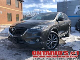Used 2015 Mazda CX-9 GT-AWD/7-PASSENGER /NAVIGATION /ONLY 29, 447 KMS!! for sale in Toronto, ON