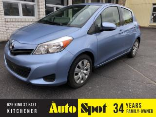Used 2012 Toyota Yaris LE/LOW, LOW KMS/PRICED-QUICK SALE! for sale in Kitchener, ON