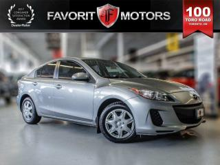 Used 2013 Mazda MAZDA3 GX     A/C   CRUISE CONTROL for sale in North York, ON