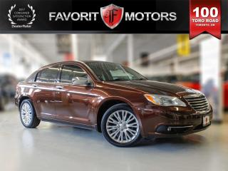 Used 2012 Chrysler 200 LIMITED | LEATHER | SUNROOF | HEATED SEATS for sale in North York, ON