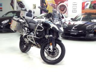Used 2014 BMW R1200 GS Adventure Semi-Auto Shift Assist for sale in Paris, ON