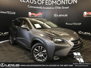 Used 2016 Lexus NX 200t Premium Package for sale in Edmonton, AB
