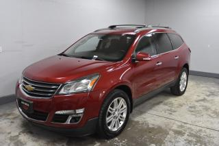 Used 2013 Chevrolet Traverse 1LT for sale in Kitchener, ON