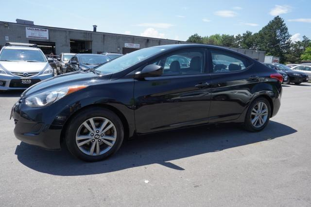 2012 Hyundai Elantra GLS SEDAN AUTO CERTIFIED 2YR WARRANTY BLUETOOTH *2ND SET OF WINTER TIRES & RIMS*