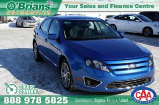 Used 2012 Ford Fusion SE for sale in Saskatoon, SK