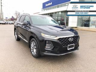 New 2019 Hyundai Santa Fe 2.0T Luxury w/Dark Chrome Accent AWD  - $244.80 B/W for sale in Brantford, ON