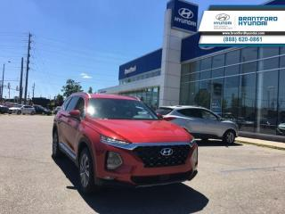 New 2019 Hyundai Santa Fe 2.0T Preferred w/Sunroof AWD  - $226.13 B/W for sale in Brantford, ON