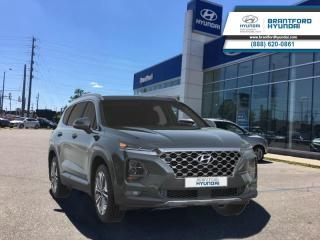 New 2019 Hyundai Santa Fe 2.0T Luxury AWD  - Sunroof - $243.67 B/W for sale in Brantford, ON