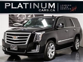 Used 2016 Cadillac Escalade LUXURY, 7 PASSENGER, NAVI, Heated Cooled Seats for sale in Toronto, ON