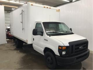 Used 2008 Ford Econoline Cube 16 Pieds Rampe for sale in Trois-Rivières, QC