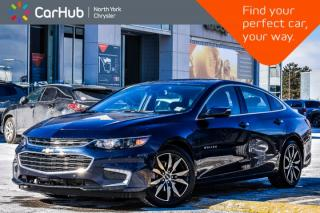 Used 2018 Chevrolet Malibu LT |BoseSound|PanoSunroof|Nav|HeatedFrnt.Seats for sale in Thornhill, ON