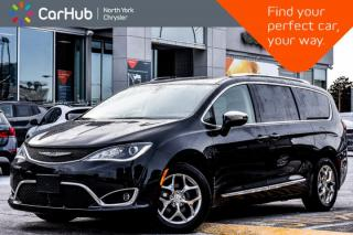Used 2018 Chrysler Pacifica Limited |UCONNECT, StowNGo Pkgs|PanoSunroof for sale in Thornhill, ON