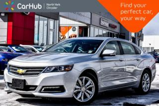 Used 2018 Chevrolet Impala LT |PanoSunroof|SmartPhoneProjection|BackupCam for sale in Thornhill, ON