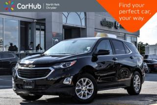 Used 2018 Chevrolet Equinox LT|SiriusXM|Backup_Cam|Blindspot_Monitoring| for sale in Thornhill, ON