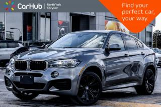 Used 2015 BMW X6 xDrive35i|MStyle|LED Lights|H/KSound|HUD|Nav|Sunroof for sale in Thornhill, ON