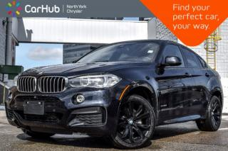 Used 2015 BMW X6 xDrive50i|M.Sports.Pkgs|Light.Pkg|M.Aerodynamics.Pkg|Sunroof|Heat.Seats| for sale in Thornhill, ON