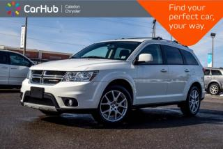 Used 2013 Dodge Journey SXT 7 Seater DVD Backup Cam Heated Front Seats R-Star 19