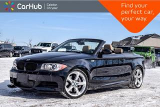 Used 2009 BMW 1 Series 135i Convertible|Pwr Soft Top|Heated Front Seats|Pwr Windows|Pwr Locks|Keyless Entry|18