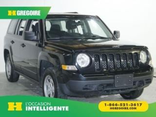 Used 2015 Jeep Patriot SPORT AC PORTE for sale in St-Léonard, QC