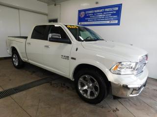 Used 2018 RAM 1500 Laramie SUNROOF for sale in Listowel, ON