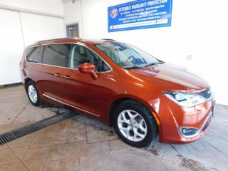 Used 2018 Chrysler Pacifica Touring-L Plus LEATHER SUNROOF for sale in Listowel, ON