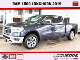 Used 2019 RAM 1500 Longhorn for sale in Victoriaville, QC