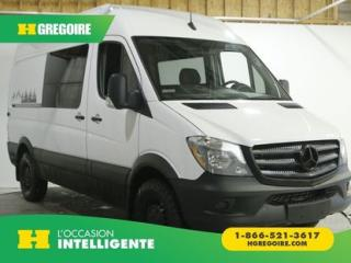 Used 2017 Mercedes-Benz Sprinter RWD 2500 V6 144 for sale in St-Léonard, QC