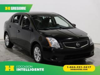 Used 2012 Nissan Sentra 2.0 A/C GR ELECT for sale in St-Léonard, QC