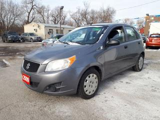 Used 2009 Suzuki Swift + Certified,,Stick,,Low kms! for sale in Oshawa, ON