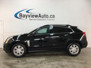 Used 2015 Cadillac SRX - PUSH START! HTD LTHR! ONSTAR! BOSE SOUND! ALLOYS! for sale in Belleville, ON