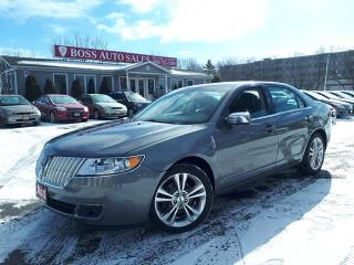 Used 2010 Lincoln MKZ for sale in Oshawa, ON