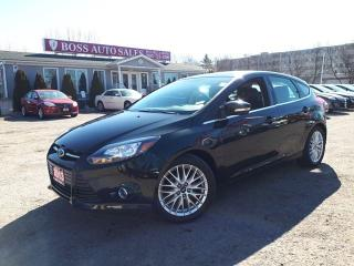 Used 2013 Ford Focus Titanium for sale in Oshawa, ON
