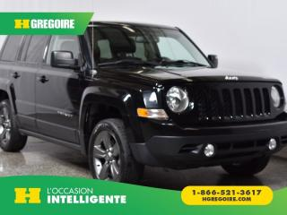 Used 2015 Jeep Patriot HIGH ALTITUDE 4X4 for sale in St-Léonard, QC