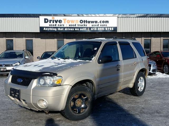 2007 Ford Escape Limited 4X4