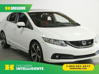 Used 2014 Honda Civic SI A/C GR ELECT TOIT for sale in St-Léonard, QC