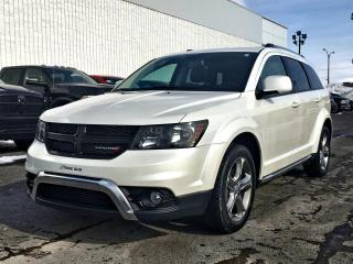 Used 2016 Dodge Journey CROSSROAD *TOIT OUVRANT*7 PLACES* for sale in Brossard, QC