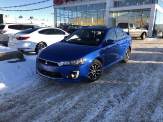 Used 2016 Mitsubishi Lancer SE LTD don't pay for 6 months on now for sale in Red Deer, AB