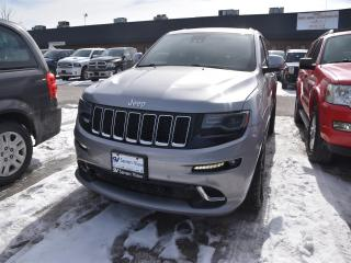 Used 2016 Jeep Grand Cherokee SRT|LEATHER|2 SETS OF RIMS AND TIRES|NAV|PANO ROOF for sale in Concord, ON