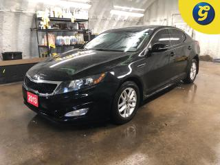 Used 2013 Kia Optima LX Plus * Active ECONOMY mode * Navigation * Dual pane Sunroof * Touchscreen * Park assist * Heated front seats * Hands free steering wheel controls * for sale in Cambridge, ON