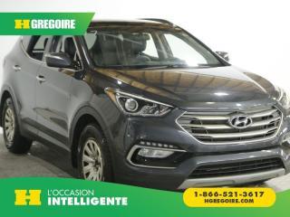 Used 2017 Hyundai Santa Fe SE AWD Cuir Toit for sale in St-Léonard, QC